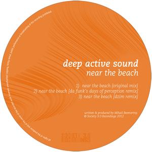 DEEP ACTIVE SOUND - Near The Beach