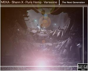 MEKA/SHANN X/PURE HEMP/VARASONE - The Next Generation