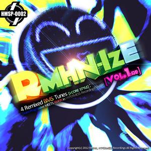 KRX/KARI/WIGEN/DIMCYNICAL/RMHN - Rhmn-ize Vol 1