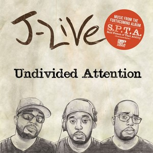 J LIVE - Undivided Attention EP