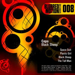 CEPO - Black Sheep EP