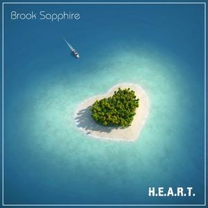BROOK SAPPHIRE - HEART