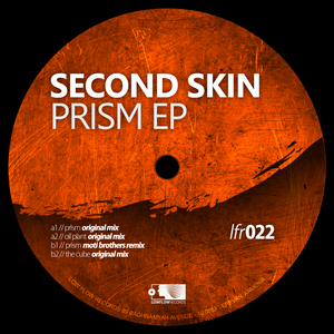 SECOND SKIN - Prism EP