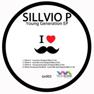 SILLVIO P - Young Generation EP
