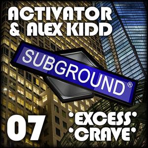 ACTIVATOR/ALEX KIDD - Excess