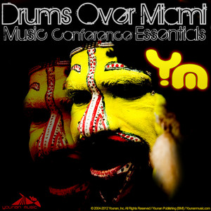 VARIOUS - Drums Over Miami 12 (Music Conference Essentials)
