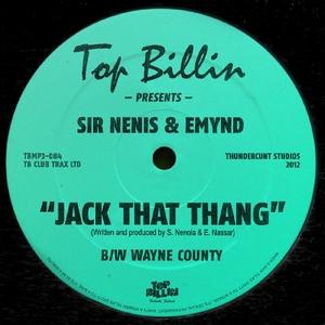SIR NENIS/EMYND - Jack That Thang
