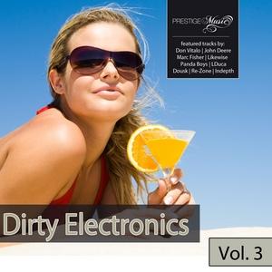 VARIOUS - Dirty Electronics Vol 3