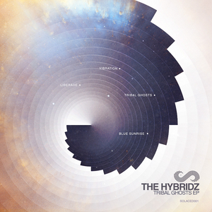 HYBRIDZ, The - Tribal Ghosts EP