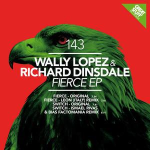 LOPEZ, Wally/RICHARD DINSDALE - Fierce