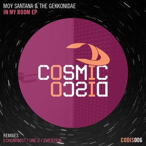 SANTANA, Moy/THE GEKKONIDAE - In My Room EP
