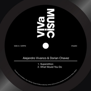 VIVANCO, Alejandro/DORIAN CHAVEZ - Superstition