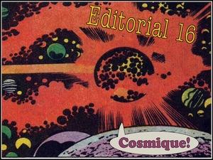 VARIOUS - Cosmique!