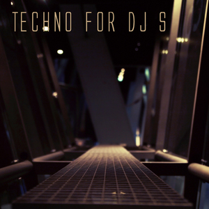 VARIOUS - Techno For DJs