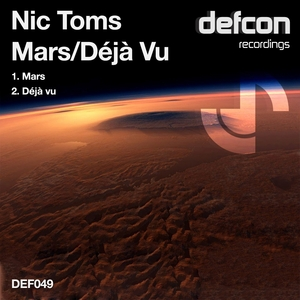 TOMS, Nic - Mars