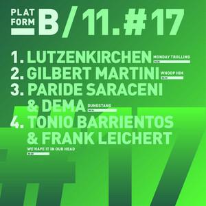 LUTZENKIRCHEN/GILBERT MARINI/PARIDE SARACENI/DEMA/TONIO BARRIENTOS/FRANK LEICHERT - #17