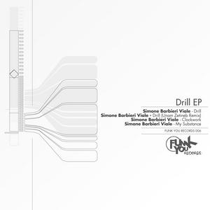 VIALE, Simone Barbieri - Drill EP
