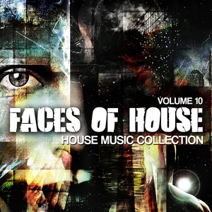VARIOUS - Faces Of House (House Music Collection Vol 10)
