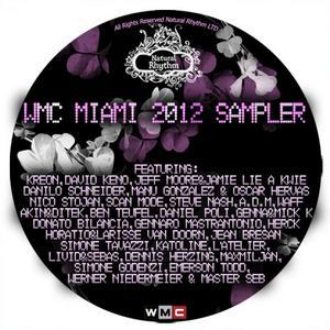 VARIOUS - Natural Rhythm Presents WMC Miami 2012 Sampler