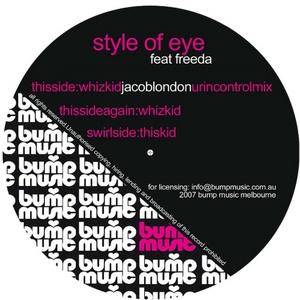 STYLE OF EYE feat FREEDA - Whizkid