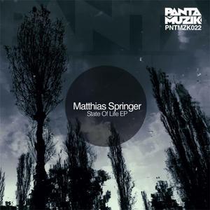 SPRINGER, Matthias - State Of Life EP