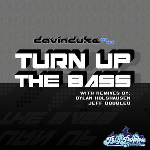 DUKE, Davin - Turn Up The Bass EP
