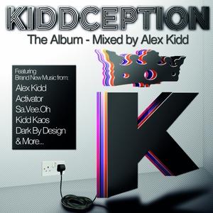 ALEX KIDD/VARIOUS - Kiddception