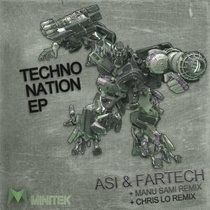 ASI & FARTECH - Techno Nation EP