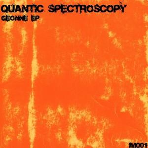 QUANTIC SPECTROSCOPY - Geonne EP