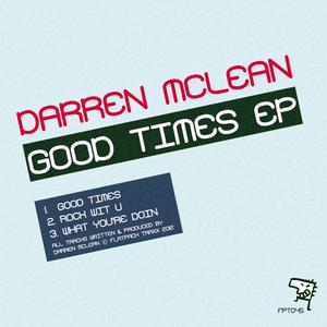 MCLEAN, Darren - Good Times EP