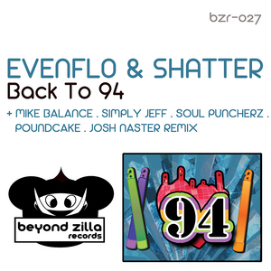 EVENFLO/SHATTER - Back To 94