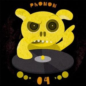 SILVOUPLAY/BONE MACHINE/THE EDGE - Phonon Records Vol 4