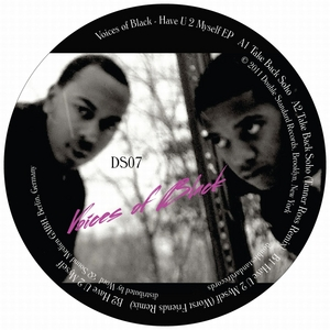 VOICES OF BLACK - Have You 2 Myself EP