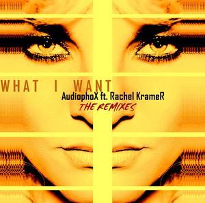 AUDIOPHOX feat RACHEL KRAMER - What I Want (The Remixes)