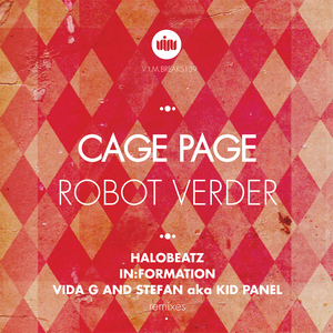 CAGE PAGE - Robot Verder