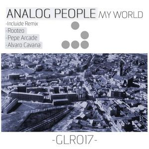 ANALOG PEOPLE - MYWORLD