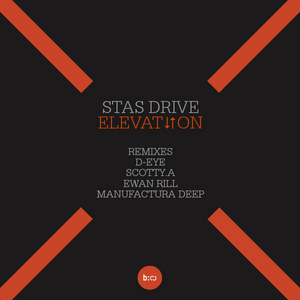 STAS DRIVE - Elevation
