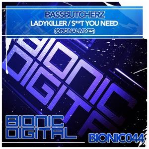 BASSBUTCHERZ - Ladykiller