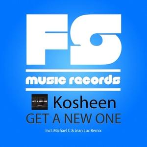 KOSHEEN - Get A New One (progressive remixes)