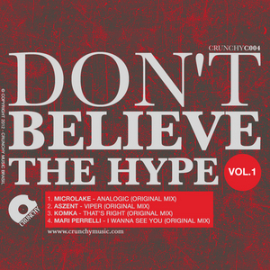 MICROLAKE/ASZENT/KOMKA/MARI PERRELLI - Don't Believe The Hype Vol 1