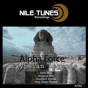 ALPHA FORCE - Egyptian Legends