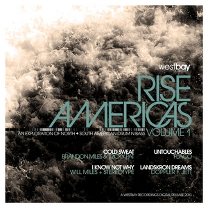 BRANDON MILES/TRICKY PAT/DOPPLER/FLACO/WILL MILES/STEREOTYPE - Rise Americas Vol 1