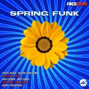 2 MOTOS JACKERS/JMIX/LUKTEK/PAULA CAZENAVE/SERGIO PARDO/SKAIVOX - Spring Funk
