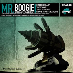 MR BOOGIE - Driller Killer EP