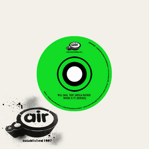 SAUL, Will feat URSULA RUCKER - Where Is It? (remixes)