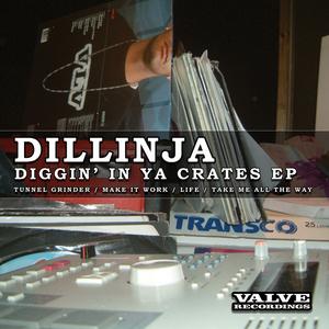 DILLINJA - Diggin' In Ya Crates EP