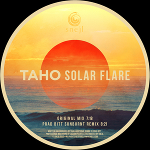 TAHO - Solar Flare EP