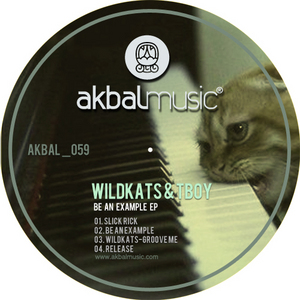 WILDKATS/TBOY - Be An Example EP