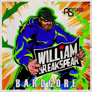 BREAKSPEAR, William - Bardcore LP
