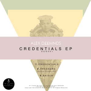 D££MNDS, Alex - Credentials EP